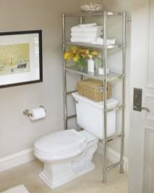 Simple bathroom ideas for small apartment 05