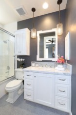 Simple bathroom ideas for small apartment 08