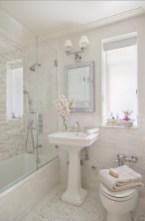 Simple bathroom ideas for small apartment 16