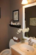 Simple bathroom ideas for small apartment 29