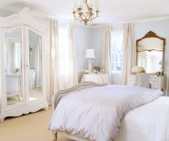 Simple bedroom design ideas with gold accents 02