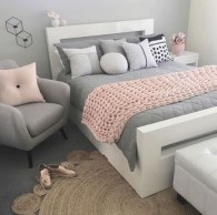 Simple decor that so perfect for rental apartment (24)