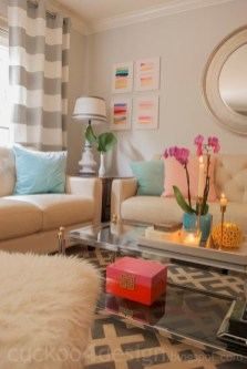 Simple decor that so perfect for rental apartment (27)