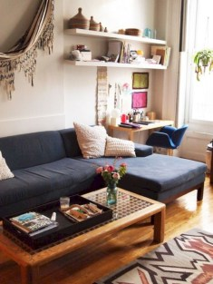 Simple decor that so perfect for rental apartment (31)
