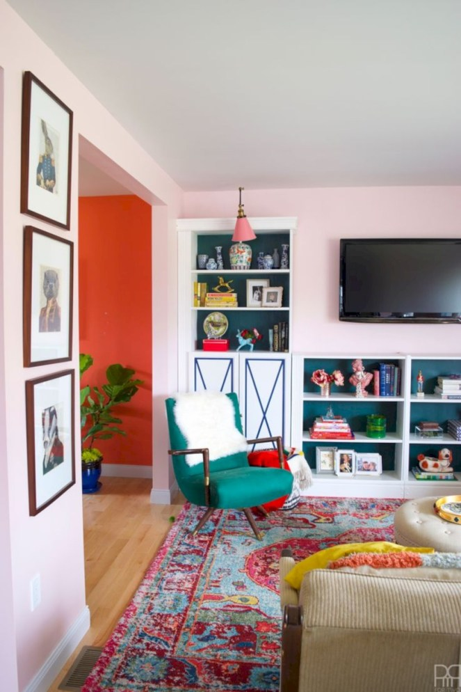 Simple decor that so perfect for rental apartment (4)
