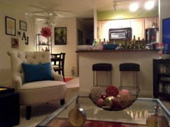 Simple decor that so perfect for rental apartment (40)