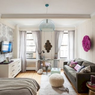 Simple decor that so perfect for rental apartment (6)