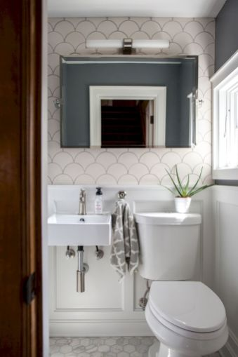 Small bathroom ideas on a budget (12)