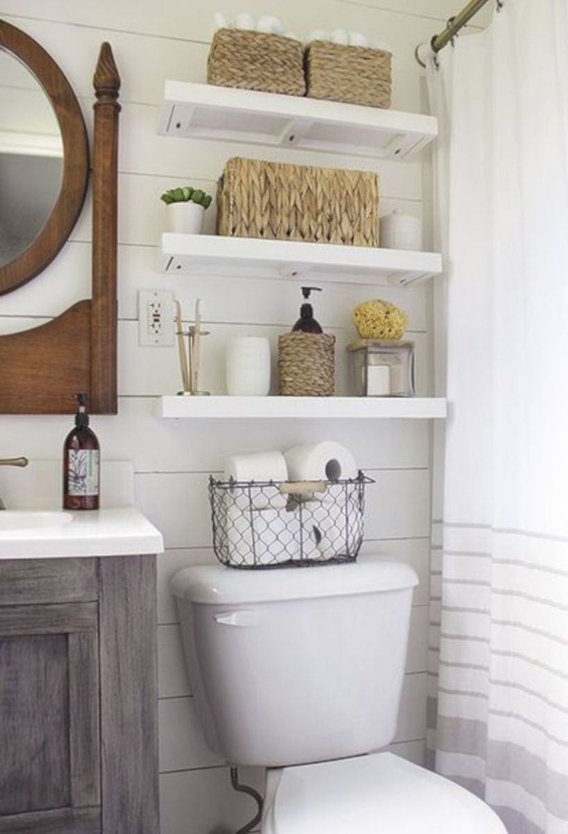 Small bathroom ideas on a budget (35)