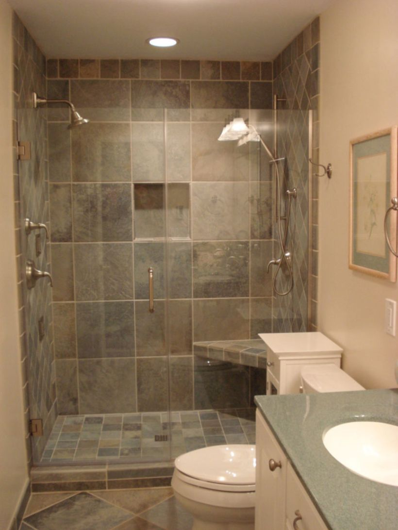 Small bathroom ideas on a budget (38)