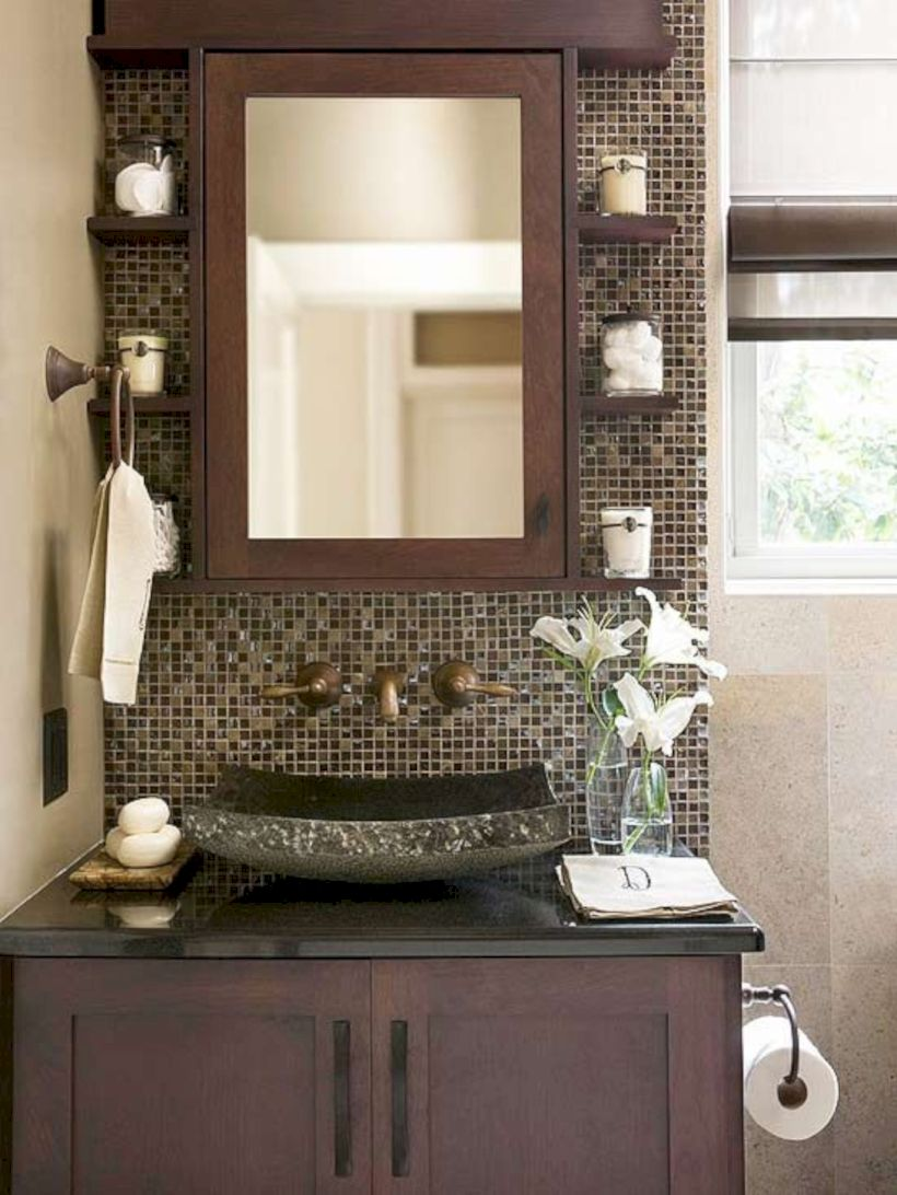 Small bathroom ideas on a budget (5)
