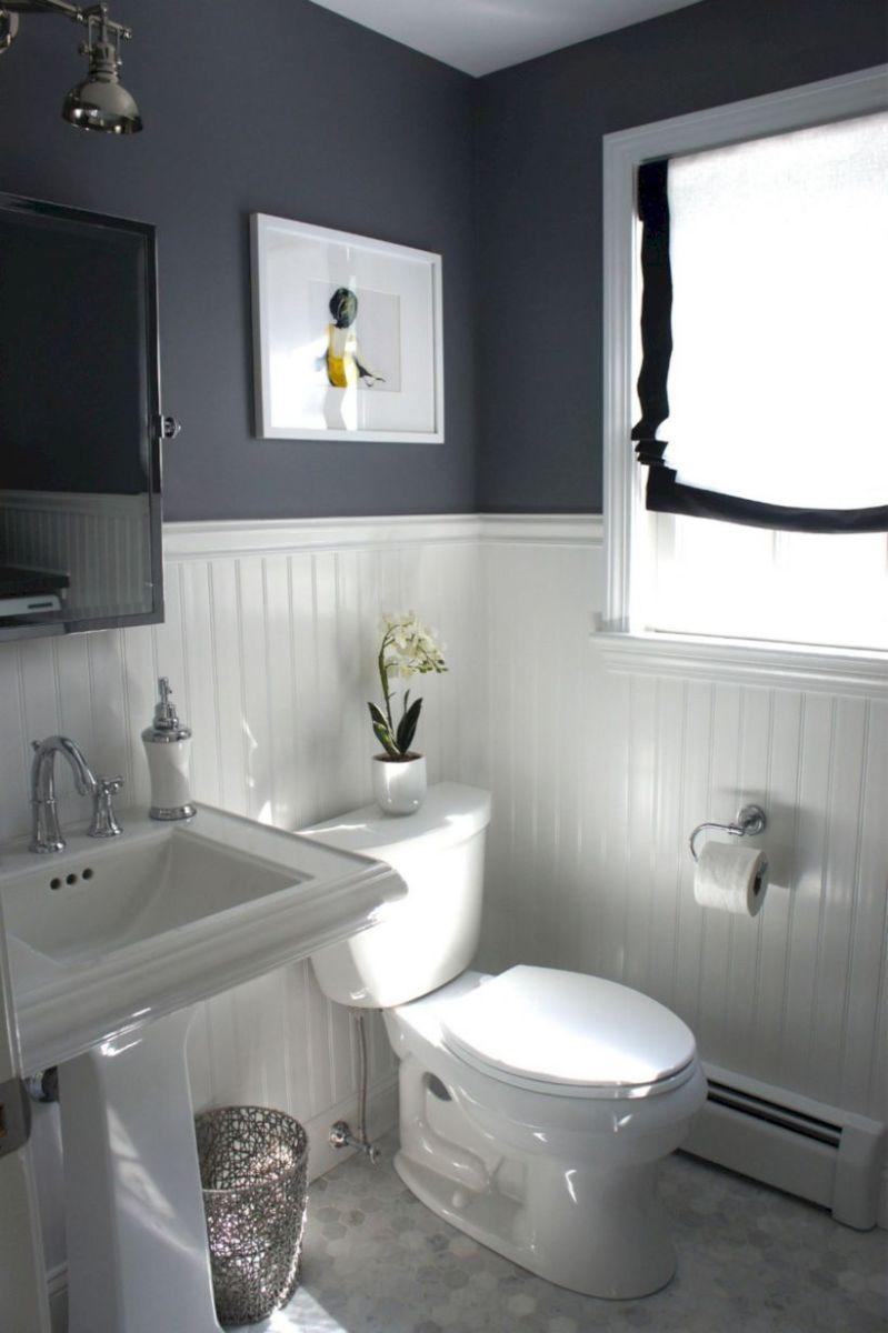 Small bathroom ideas on a budget (9)