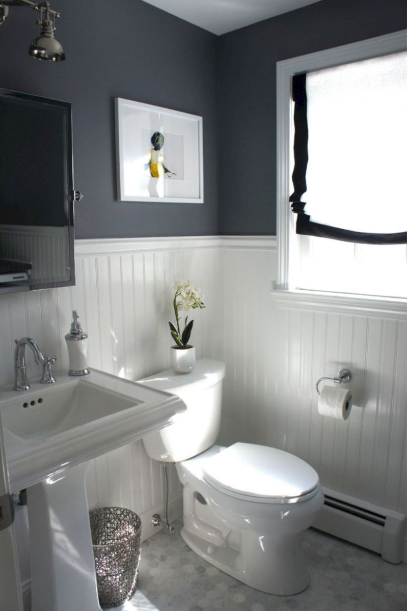 Small bathroom ideas on a budget (9)