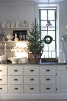 Stunning christmas kitchen décoration ideas 11 11
