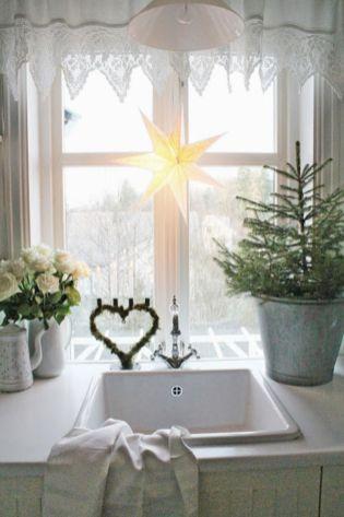 Stunning christmas kitchen décoration ideas 31 31