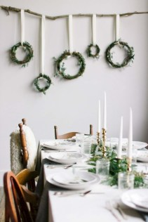 Stunning christmas table decorations ideas 39