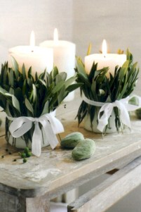 Stunning christmas table decorations ideas 45