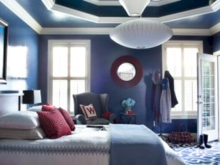 Stylish bedrooms with floor to ceiling windows 12