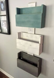 Unique diy bathroom ideas using wood (31)