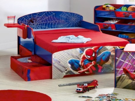 Unisex modern kids bedroom designs ideas 01