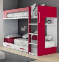 Unisex modern kids bedroom designs ideas 11