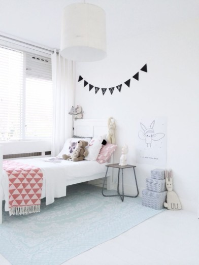 Unisex modern kids bedroom designs ideas 19