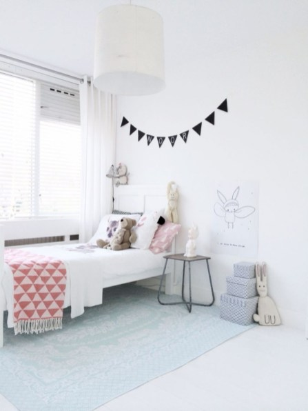Unisex modern kids bedroom designs ideas 19