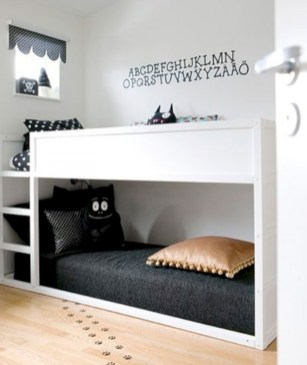 Unisex modern kids bedroom designs ideas 25