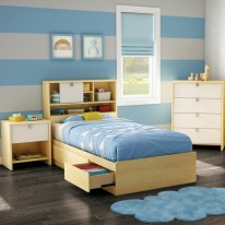 Unisex modern kids bedroom designs ideas 27