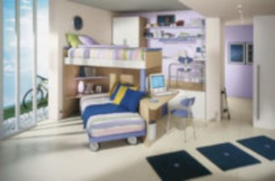Unisex modern kids bedroom designs ideas 30