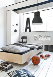 Unisex modern kids bedroom designs ideas 39