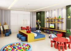 Unisex modern kids bedroom designs ideas 53
