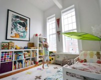 Unisex modern kids bedroom designs ideas 54