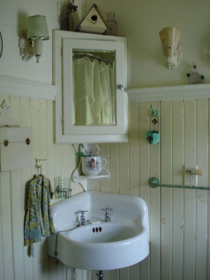 Vintage farmhouse bathroom ideas 2017 (23)