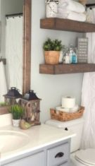 Vintage farmhouse bathroom ideas 2017 (30)