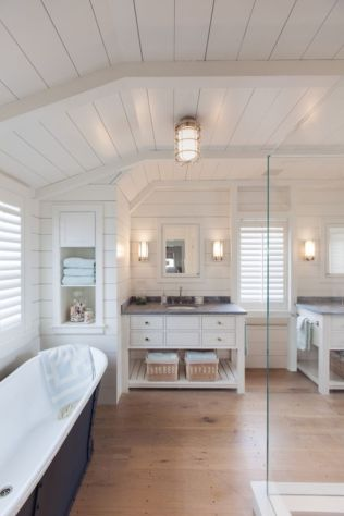 Vintage farmhouse bathroom ideas 2017 (52)