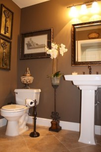 Vintage paint colors bathroom ideas (7)