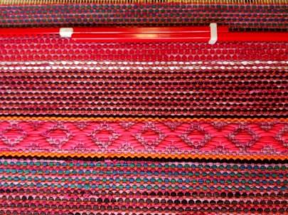 Vintage swedish rag rugs tables ideas 02