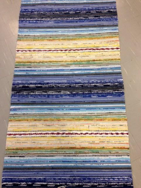 Vintage swedish rag rugs tables ideas 15