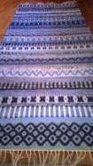 Vintage swedish rag rugs tables ideas 17