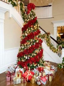 Brilliant ideas christmas tree decoration ideas with ribbon 07