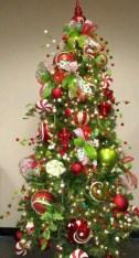 Brilliant ideas christmas tree decoration ideas with ribbon 28