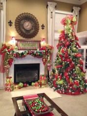 Brilliant ideas christmas tree decoration ideas with ribbon 43