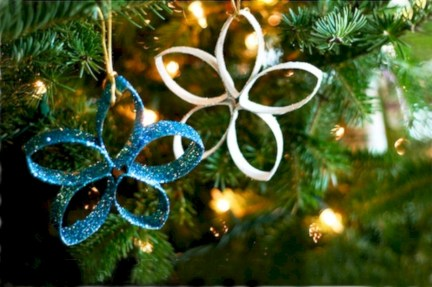 Cool homemade outdoor christmas decorations ideas 01