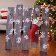 Cool homemade outdoor christmas decorations ideas 06