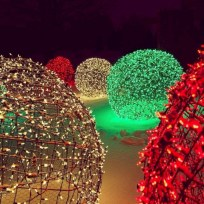 Cool homemade outdoor christmas decorations ideas 14