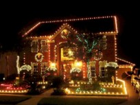 Cool homemade outdoor christmas decorations ideas 15