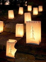 Cool homemade outdoor christmas decorations ideas 28