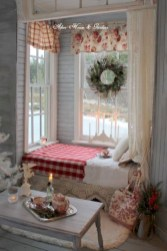 Inspiring chabby chic christmas decoration ideas 29