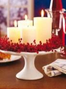 Minimalist christmas coffee table centerpiece ideas 04